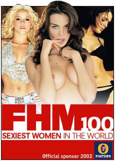 fhm damer sexy games